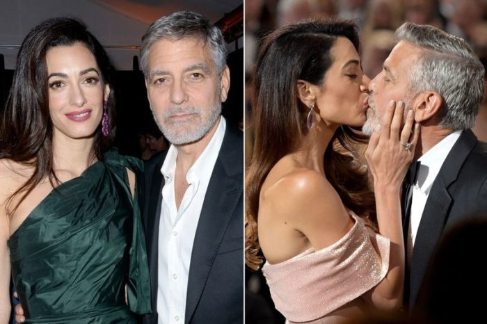 George And Amal Clooney Splash More Than 112.000 Dollars On A Playhouse For Their Twins