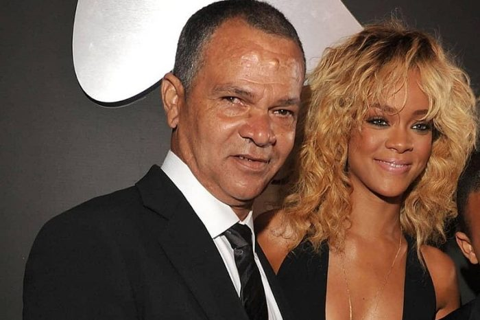 Rihanna's Father Tested Positive For COVID-19