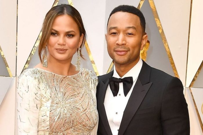 Chrissy Teigen Was 'Terrified' Finding Out She's Pregnant Amid Breast Implant Removal Surgery