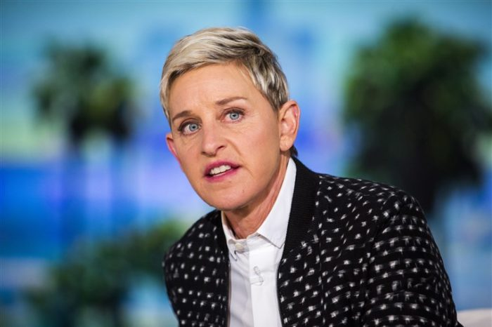 Ellen DeGeneres decided to speak up and finally to address toxic workplace allegations!
