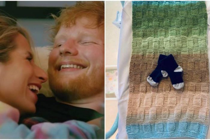 Ed Sheeran and wife Cherry Seaborn Welcome baby daughter Lyra Antarctica!