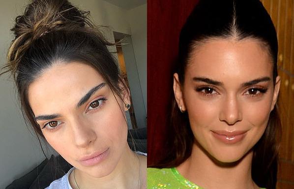 Meet The Doppelganger Of Kendall Jenner