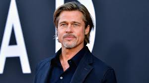 Brad Pitt's 'Girlfriend' Posed Braless In France