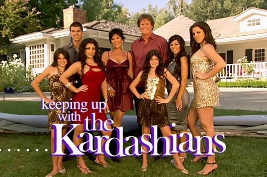 How the Kardashians changed from 2007