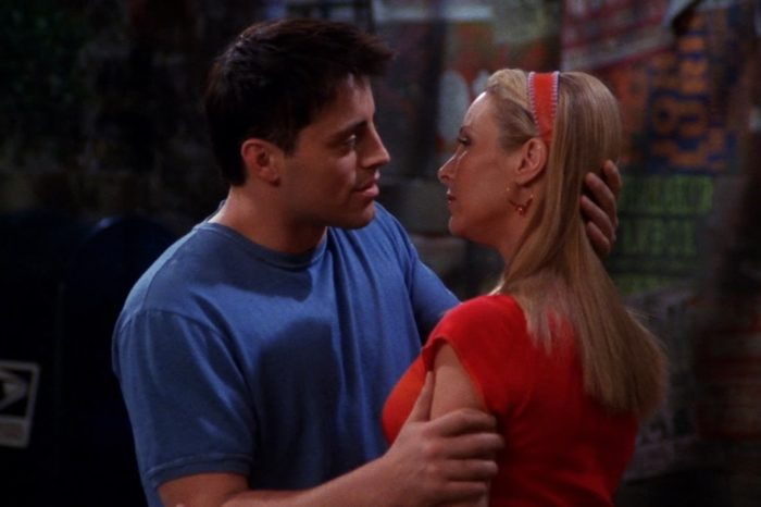 Friends creator explains why Phoebe and Joey never ended up together...