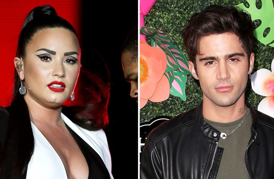 Demi Lovato's EX once again proved she dodged a bullet with him!