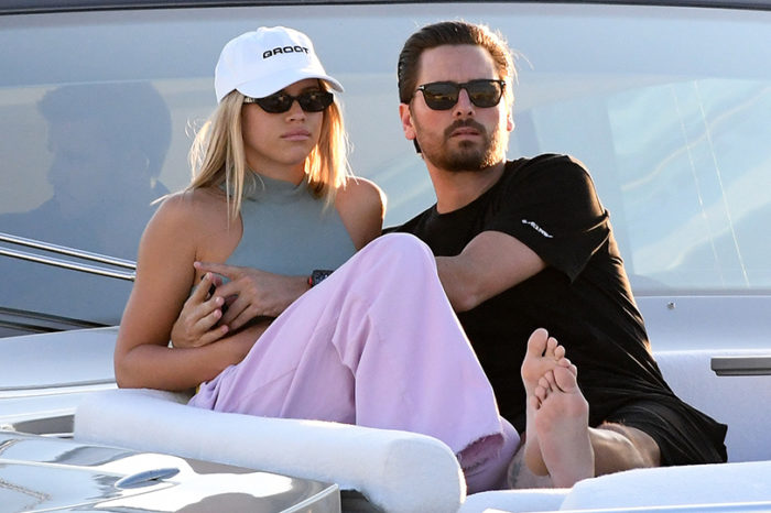 Sofia Richie Just Made It Crystal Clear How She Feels About Scott Disick